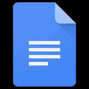 تحميل وتنزيل تطبيق Google Docs 1.7.072.10.35 للاندرويد
