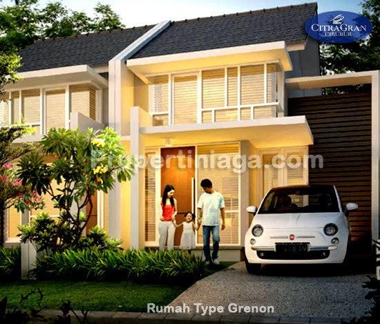 Rumah-cluster-type-grenon