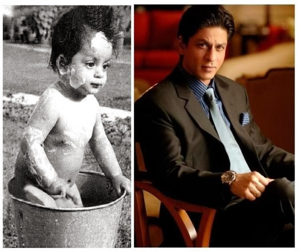 Happy Birthday Shahrukh Khan..! *Exclusive Pictures
