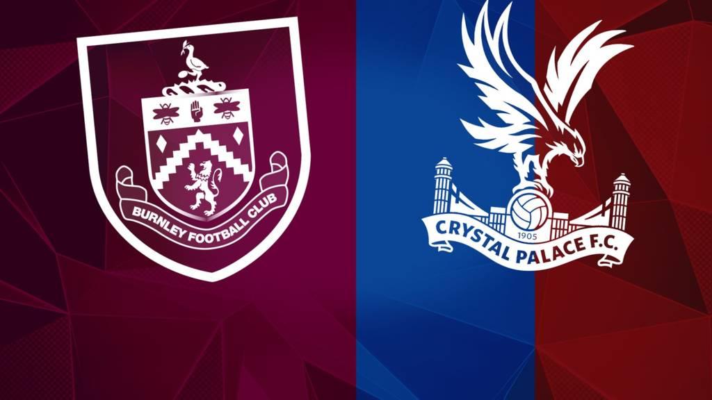 نتيجة بحث الصور عن Crystal Palace vs Burnley