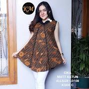 Toko Baju Batik Solo Online