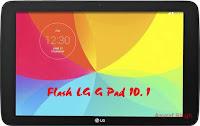 Flash LG G PAD 10.1 VK700