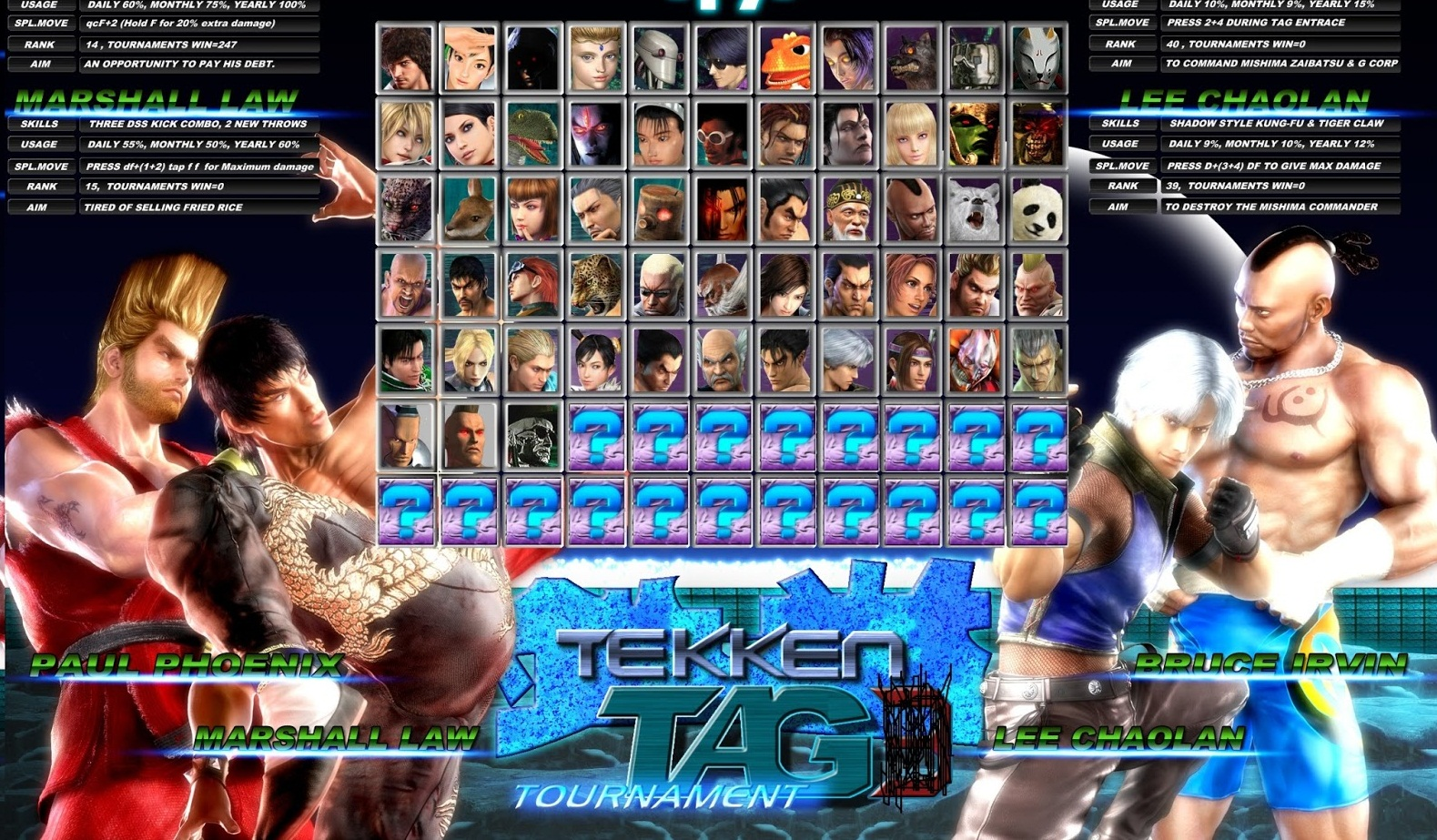 Tekken 6 psp torrent download iso gesoftzone.