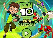 Ruta de Escape Ben 10