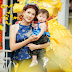 Trang Trần hạnh phúc bên con gái cưng