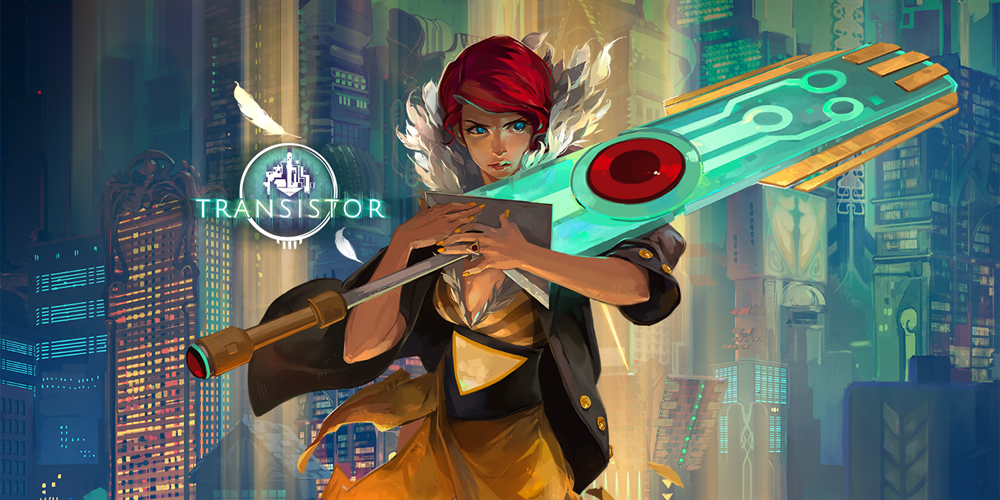 Transistor PC Game Free Download Poster