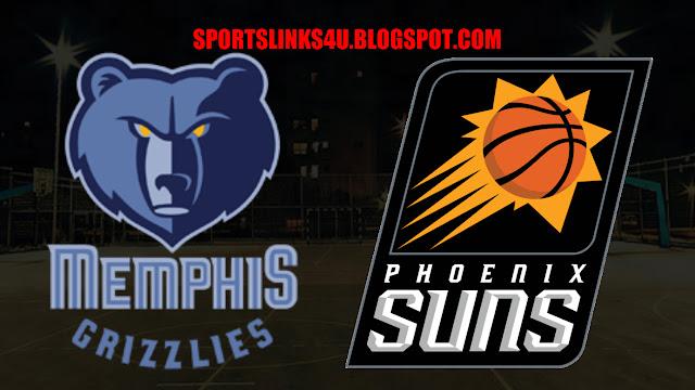 Rockets Vs Suns Hd: Watch Memphis Grizzlies Vs Phoenix Suns