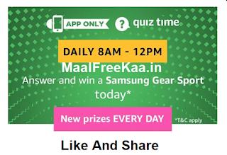 Samsung Gear Sport SmartWatch Free
