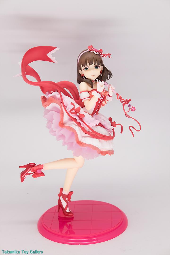 1//8 Scale Idolmaster Cinderella Girls Sakuma Mayu Feel My Heart ver