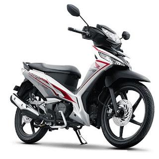Sepeda Motor Honda Supra 2