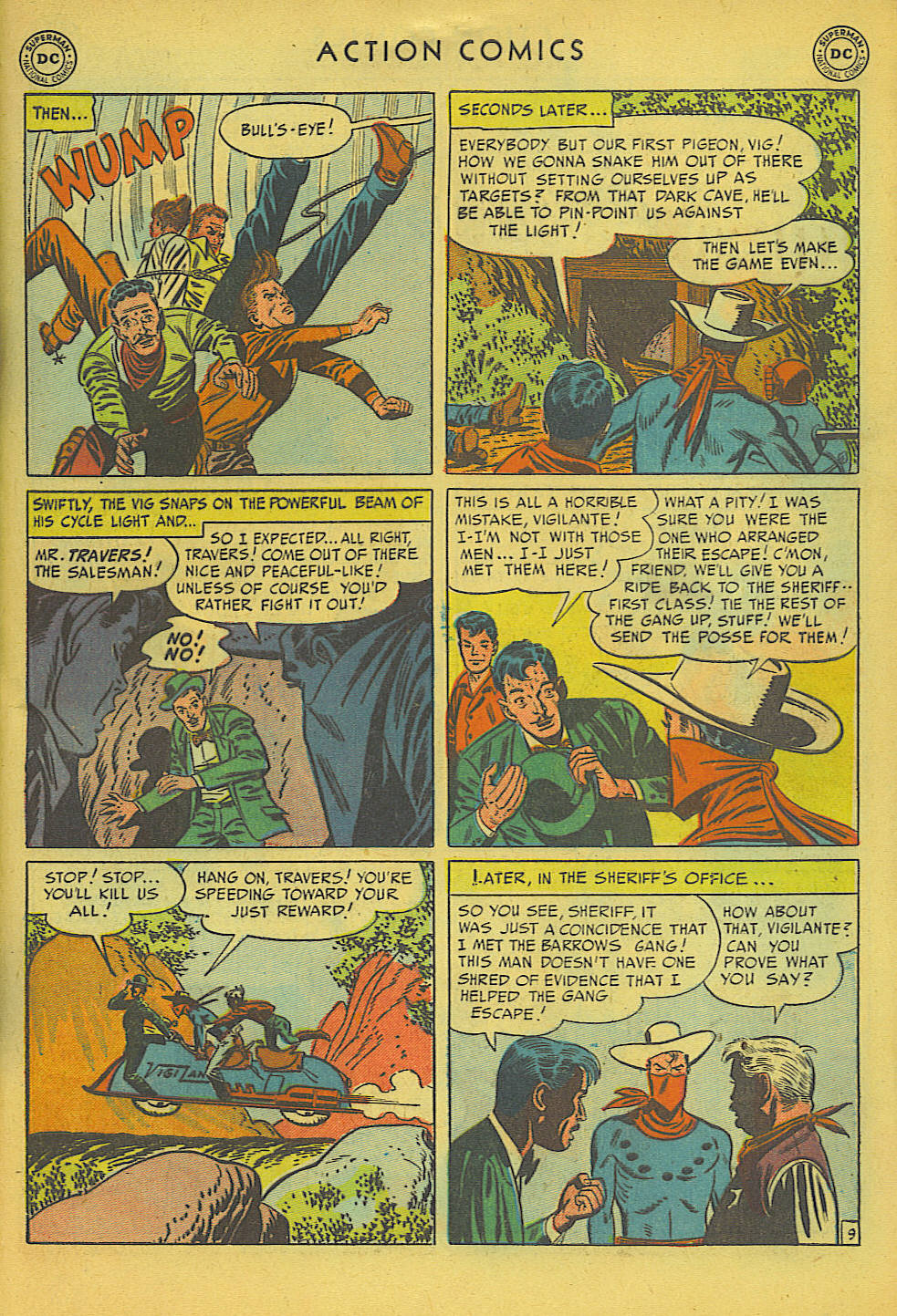 Read online Action Comics (1938) comic -  Issue #157 - 39