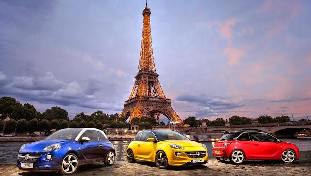 Dicas para alugar um carro em Paris e na França