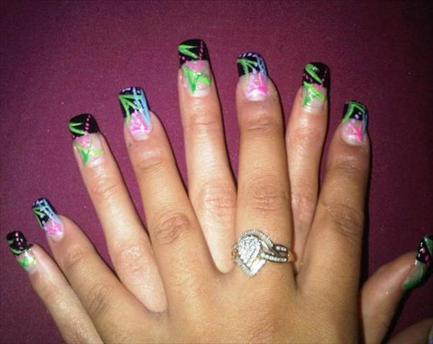 Ghetto Nails Style Fashion |Women Fas
