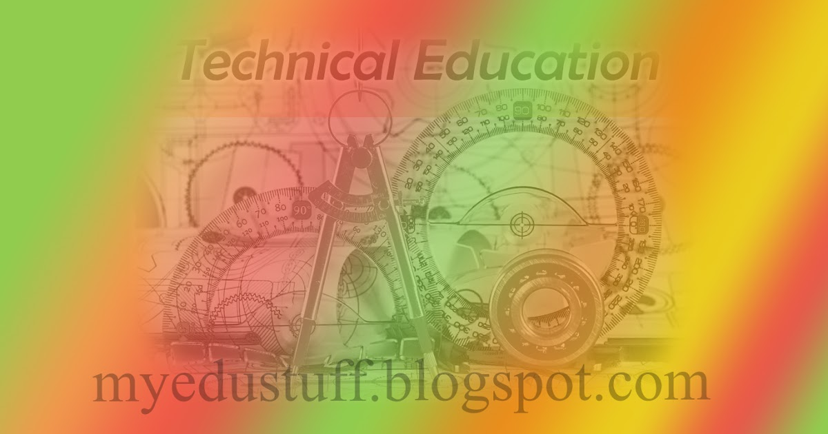 Technical education essay