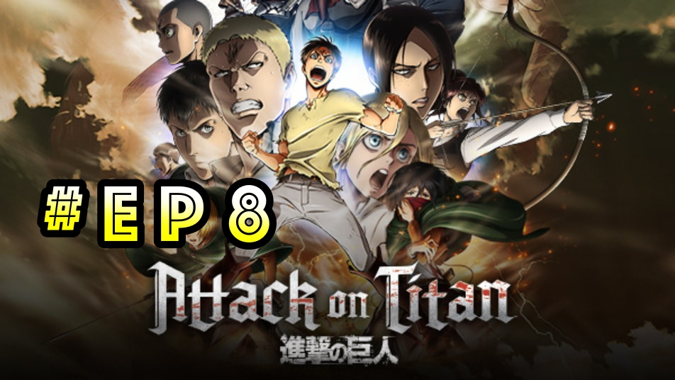 Watch Attack on Titan Season 3 Online English Sub & Dub!