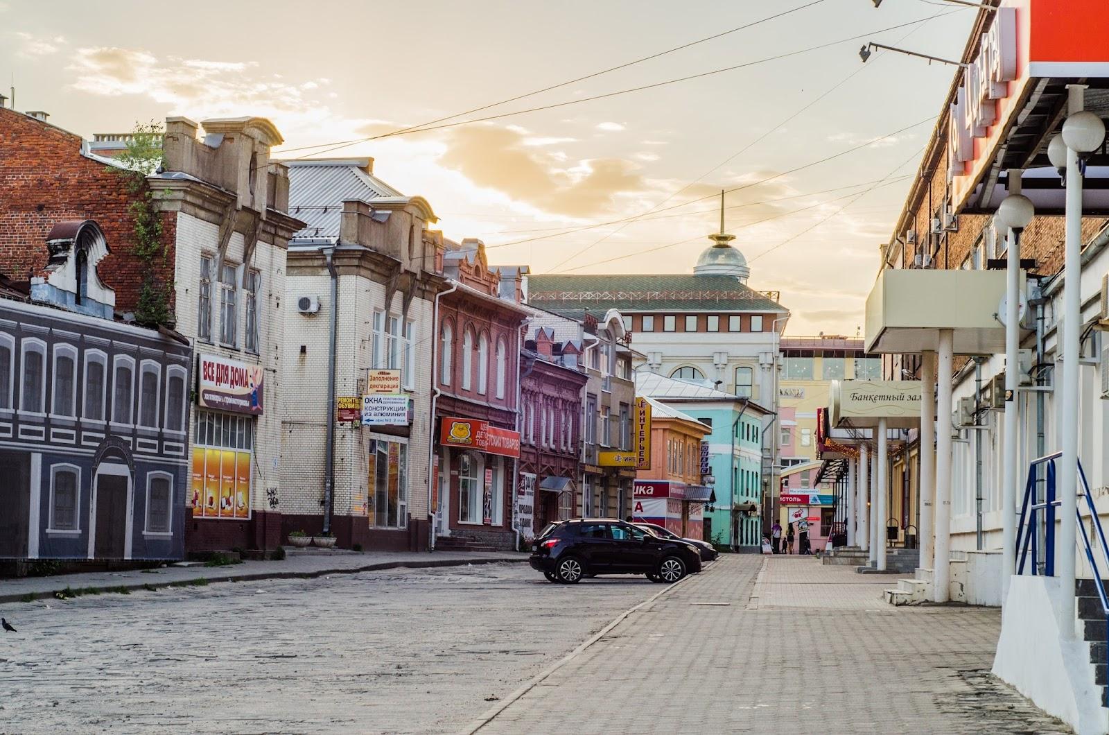 Аптечный переулок. Иваново