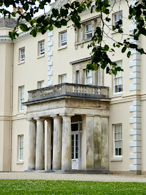 Entrance to Saltram