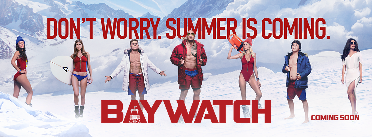 Been To The Movies Baywatch 2017 Official Trailer Paramount Pictures