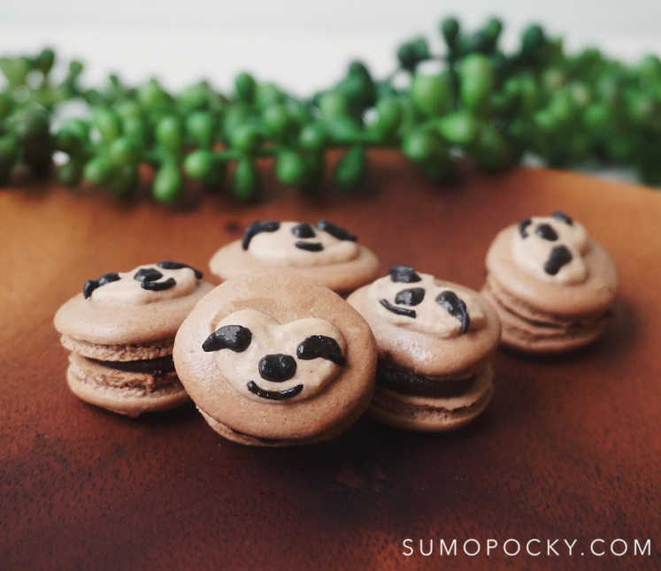 cute macarons singapore