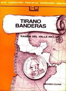 Portada del libro Tirano Banderas para descargar en pdf gratis