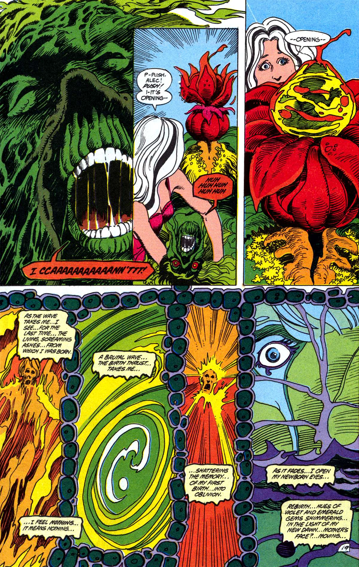 Swamp Thing (1982) Issue #78 #86 - English 20