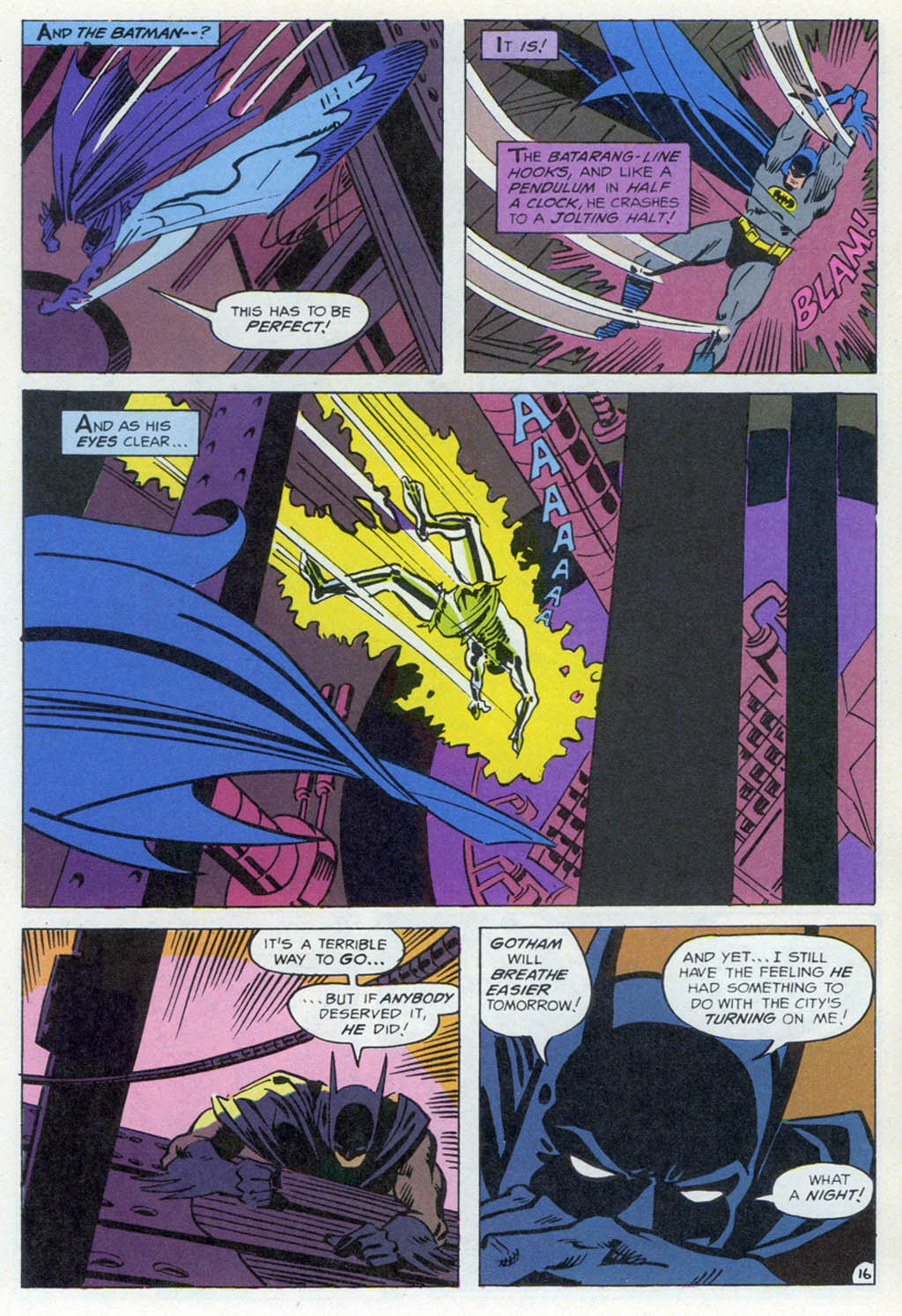 Read online Shadow of the Batman comic -  Issue #1 - 35