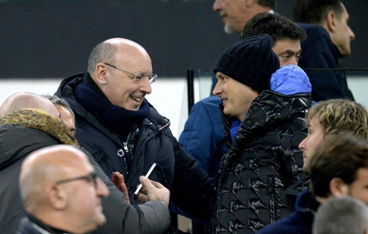 """Marotta: """"Pozajmica u Schalke je moguća opcija za Pjacu"""""""