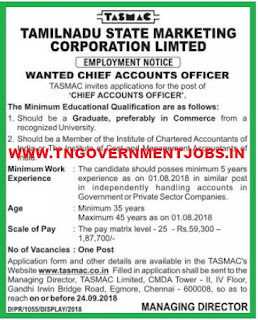 tasmac-accounts-officer-vacancy-recruitment-2018-tngovernmentjobs-in