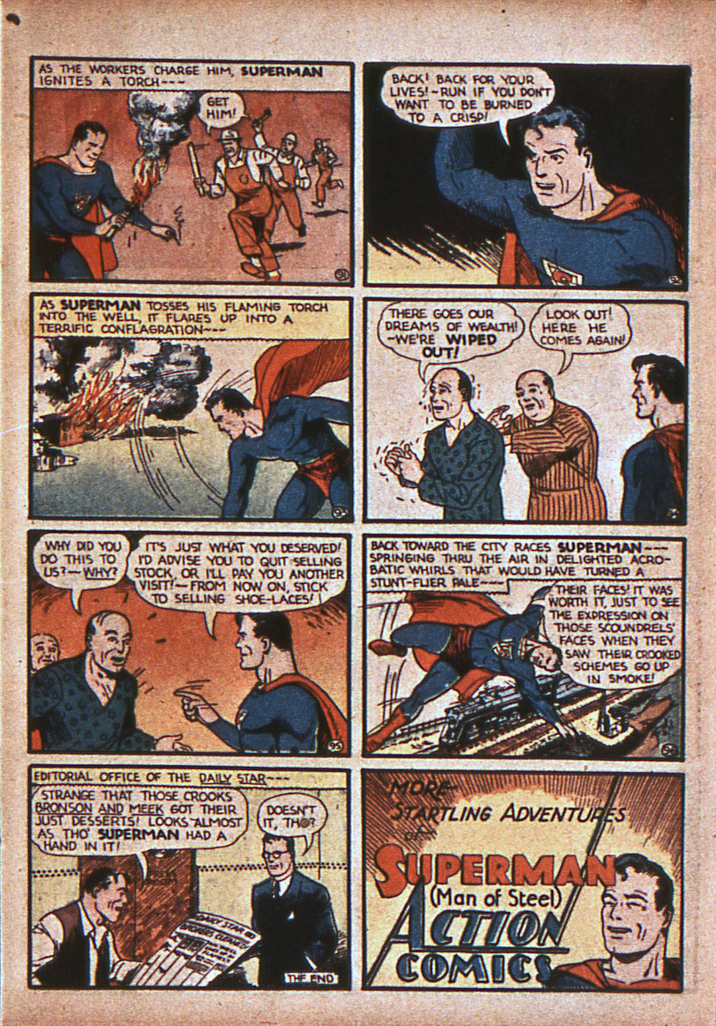 Action Comics (1938) 11 Page 15