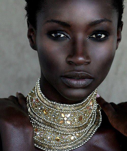 beautiful cameroon women