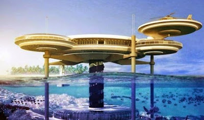 Want to Stay in Dubai Underwater Hotel? Pay It used to be $ 5,760