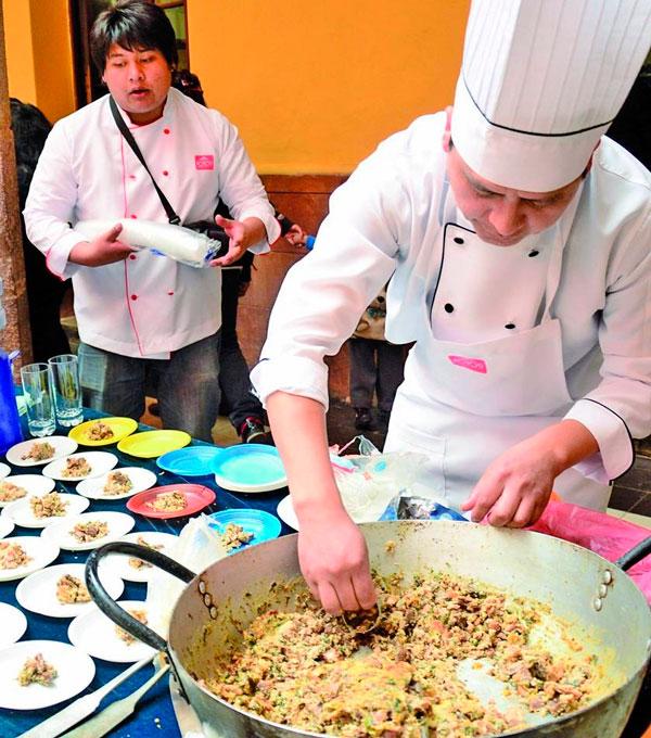 Habrá feria de turismo y gastronomía en Tupiza