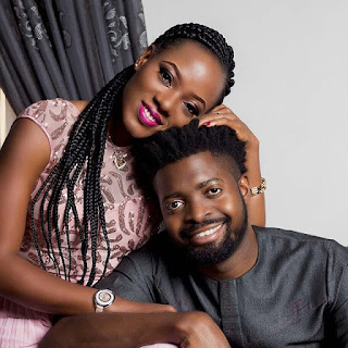 Check Out The Sweet Message Basketmouth's Wife Wrote Him On His 39th Birthday