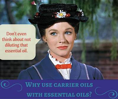 Why you should always use carrier oils | Hot Pink Crunch