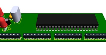 Sistema Simplificado ATMEL 89s52 ~ Network UAGRM