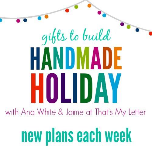 handbuilt holdiay gift plans
