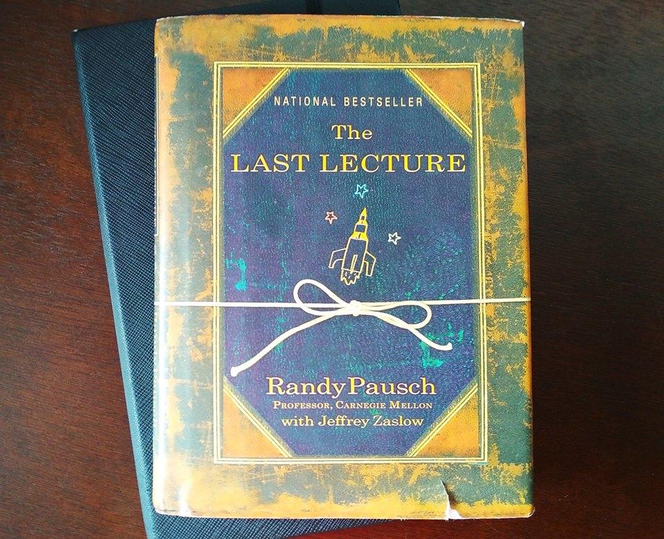 Last Lecture Book