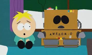 South Park Episodio 08x05 Genial-o