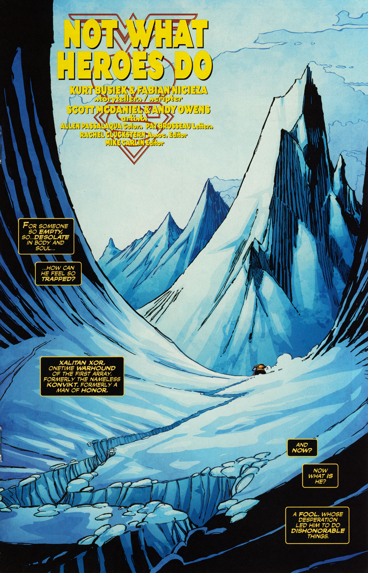 Read online Trinity (2008) comic -  Issue #46 - 18