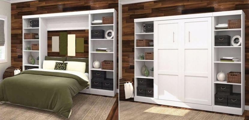 Marzua camas ocultas - Camas ocultas en muebles ...