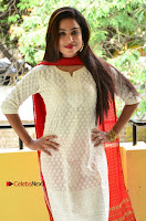 Telugu Actress Vrushali Stills in Salwar Kameez at Neelimalai Movie Pressmeet .COM 0059.JPG
