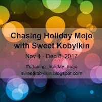 Blog Party for Card Makers - Chasing Mojo with Sweet Kobylkin