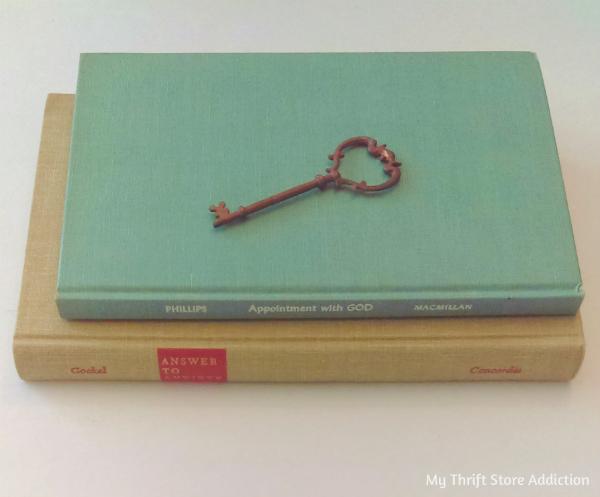 1950s vintage books