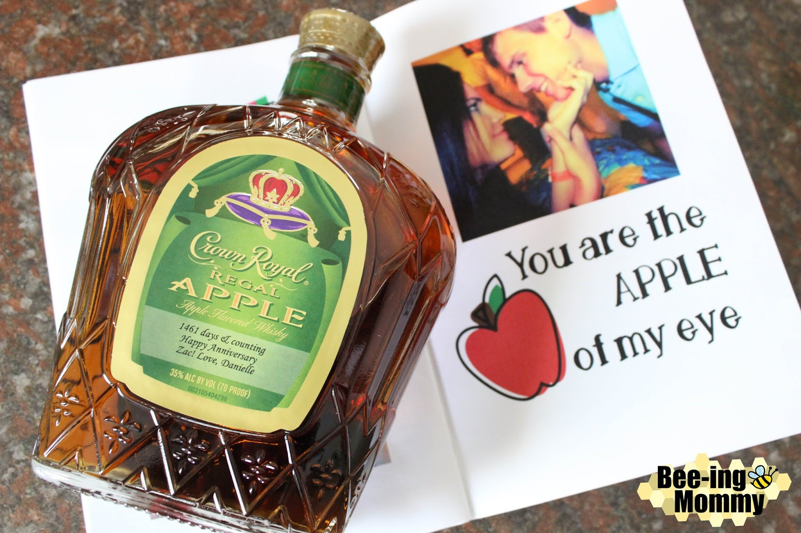 Four Year Wedding Gift: Bee-ing Mommy Blog: Fruit Theme Gift Ideas