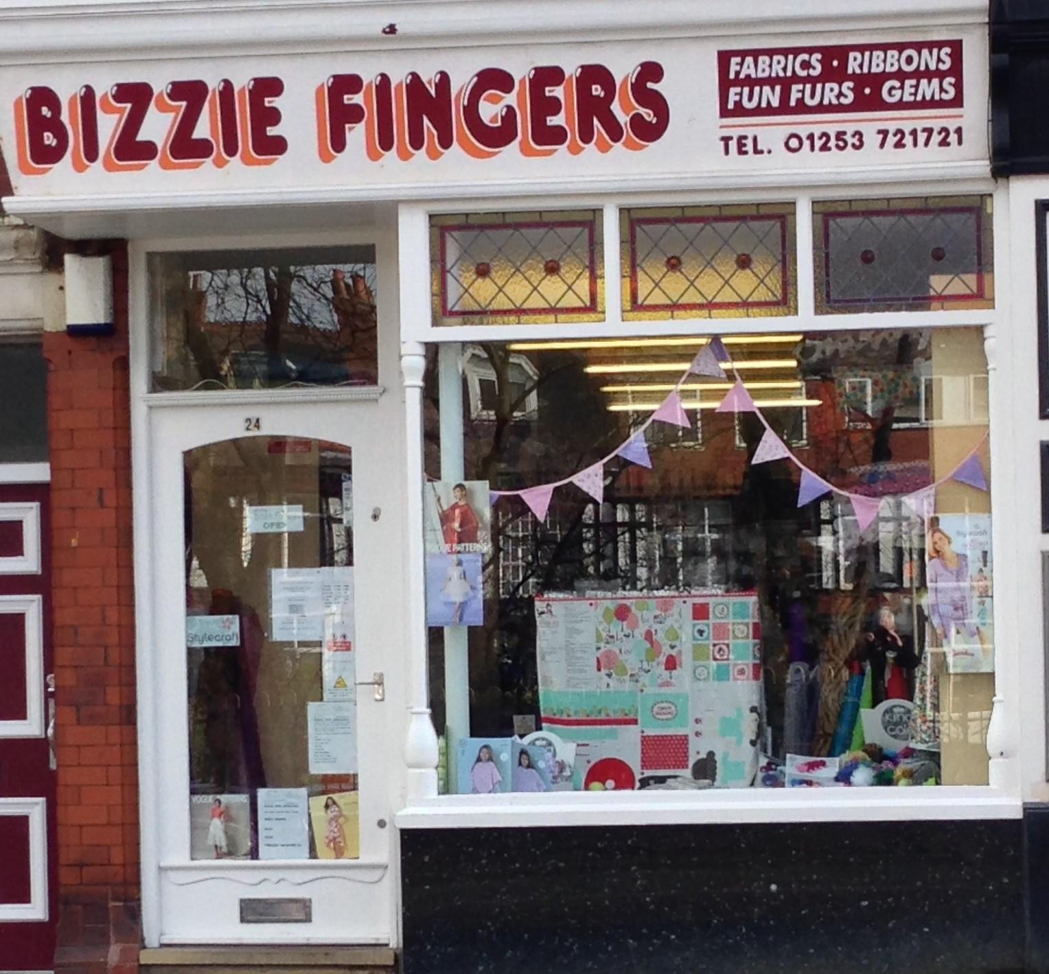 Bizzie Fingers Our Shop