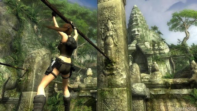 تحميل لعبة tomb raider underworld برابط واحد