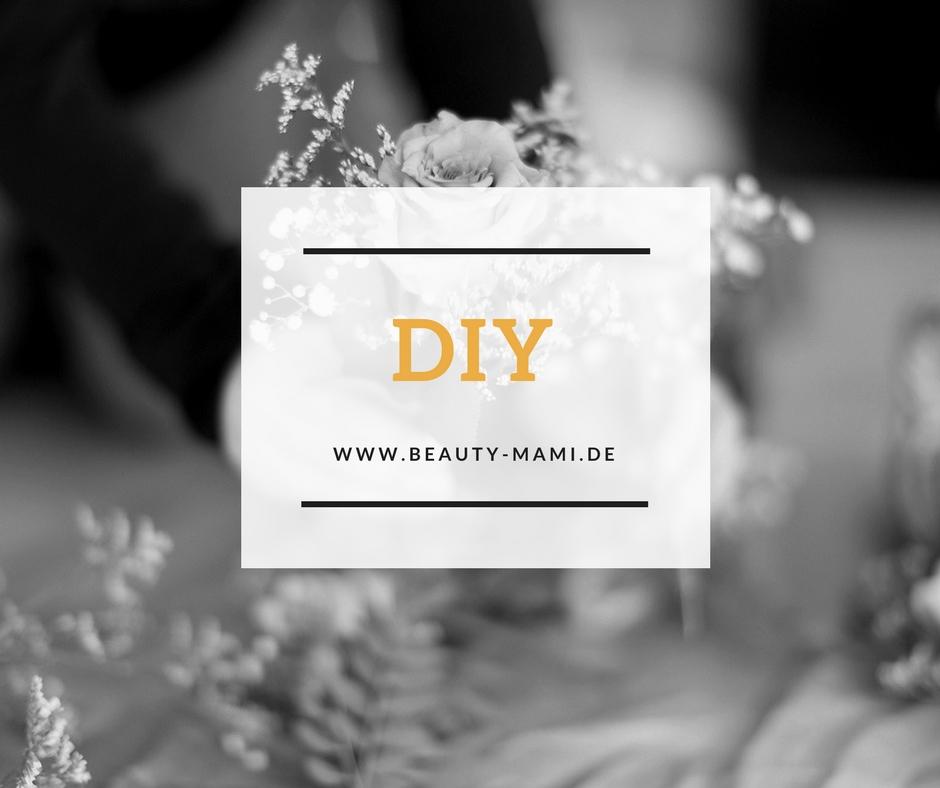 DIY, selber machen, selbst gemacht