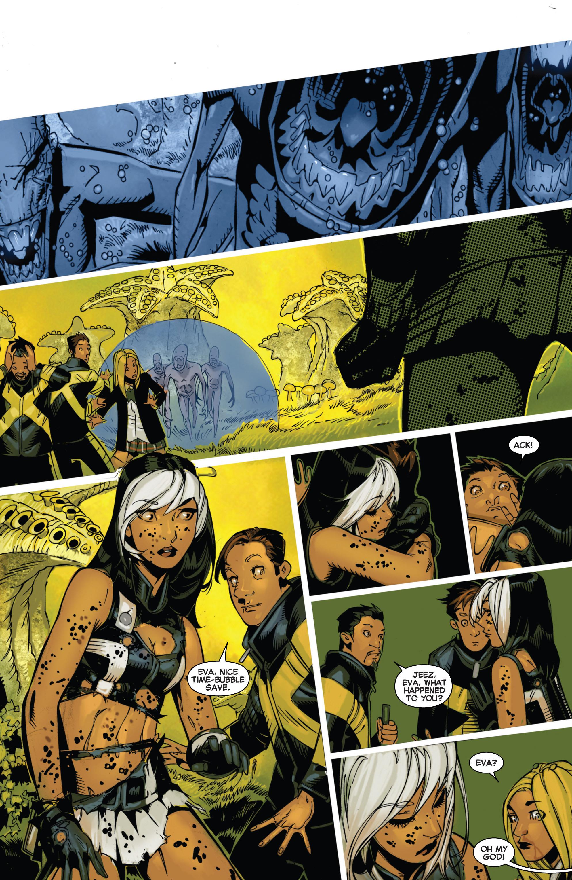 Read online Uncanny X-Men (2013) comic -  Issue #17 - 14