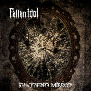 "Το single των Fallen Idol ""Shattered Mirror"""