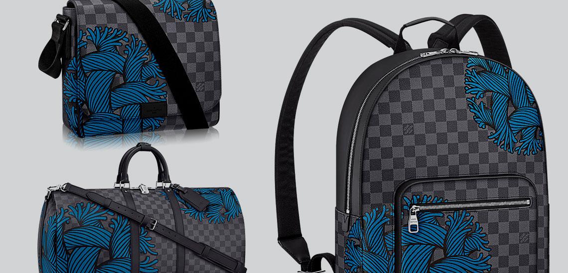 Louis Vuitton Rope Pattern Damier Graphite Bags - mymanybagsblog 34542c23b2880